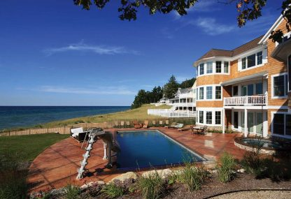 Lake Michigan Custom Home