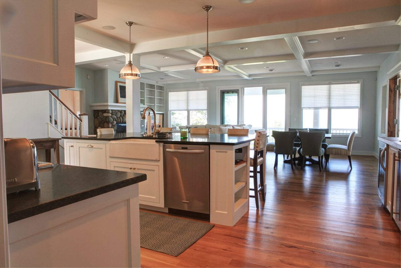 Beach House Kitchens and Baths, Lake Michigan Lakefront Homes