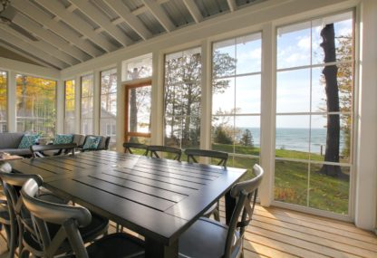 Lakefront Sunrooms