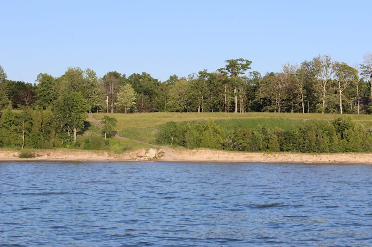 Lake Michigan Lakefront Property