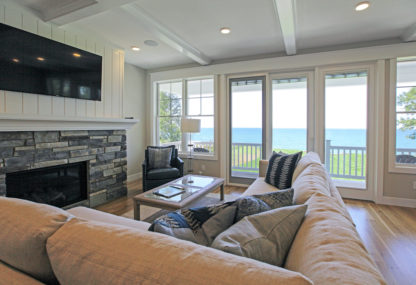 Lake Michigan Beach House