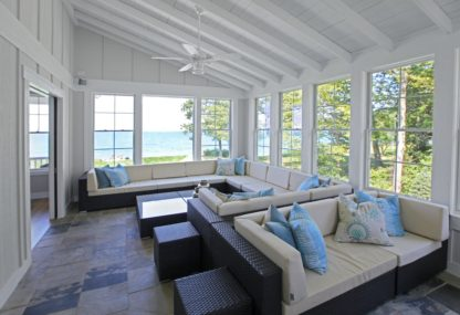 home with Lake Michigan views