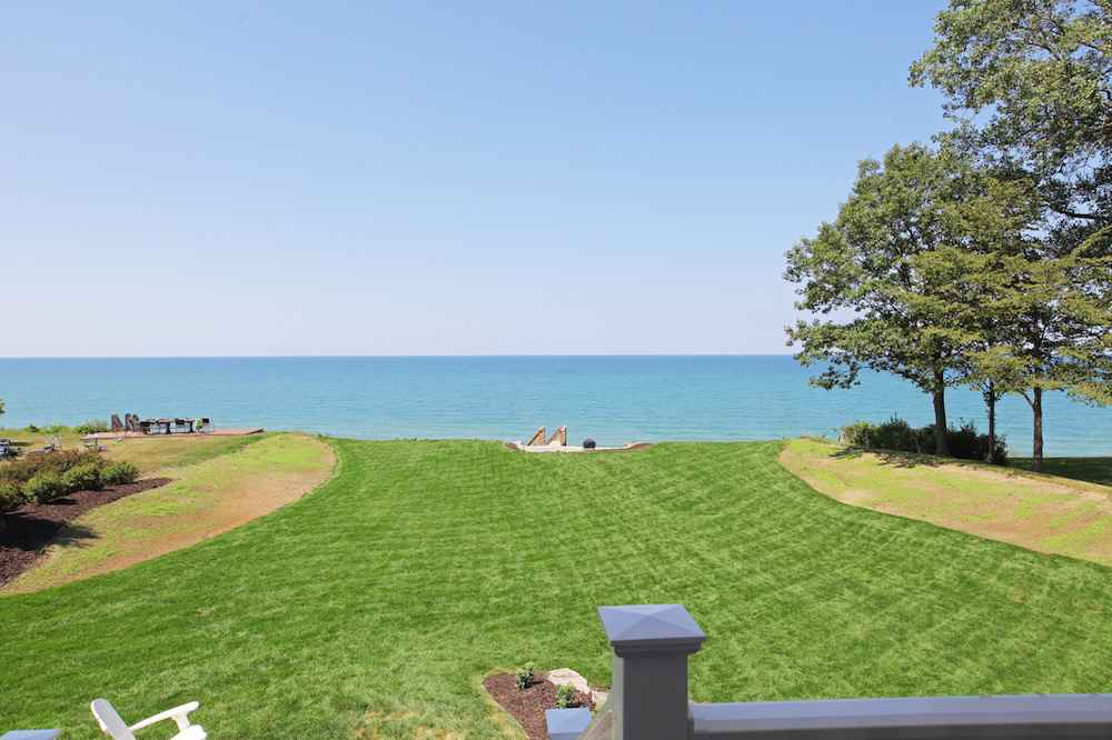 Lake Michigan Home for Sale