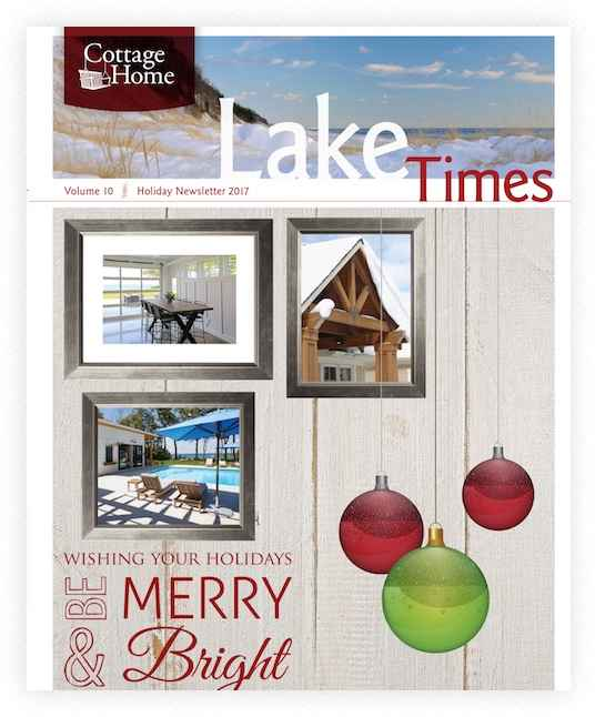 Cottage Home Newsletter