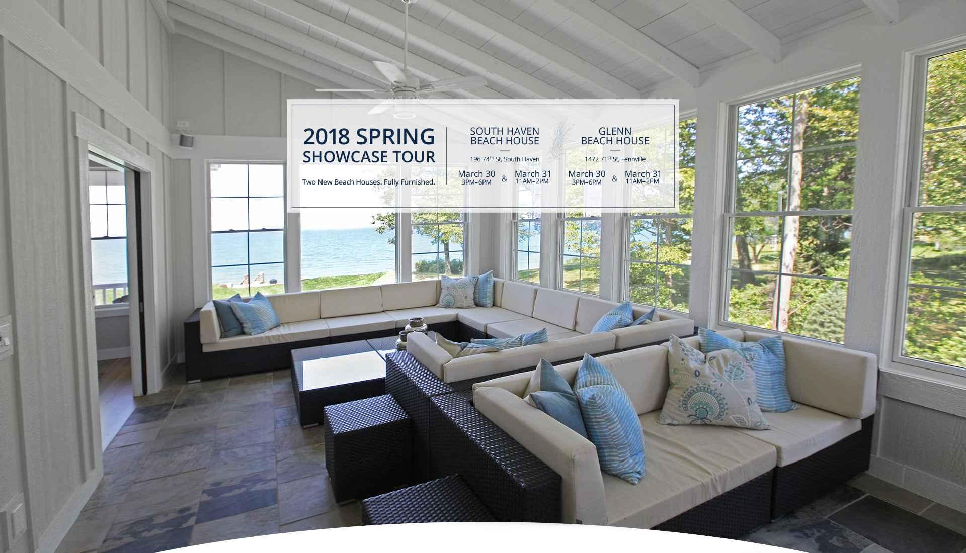 New Beach Houses
