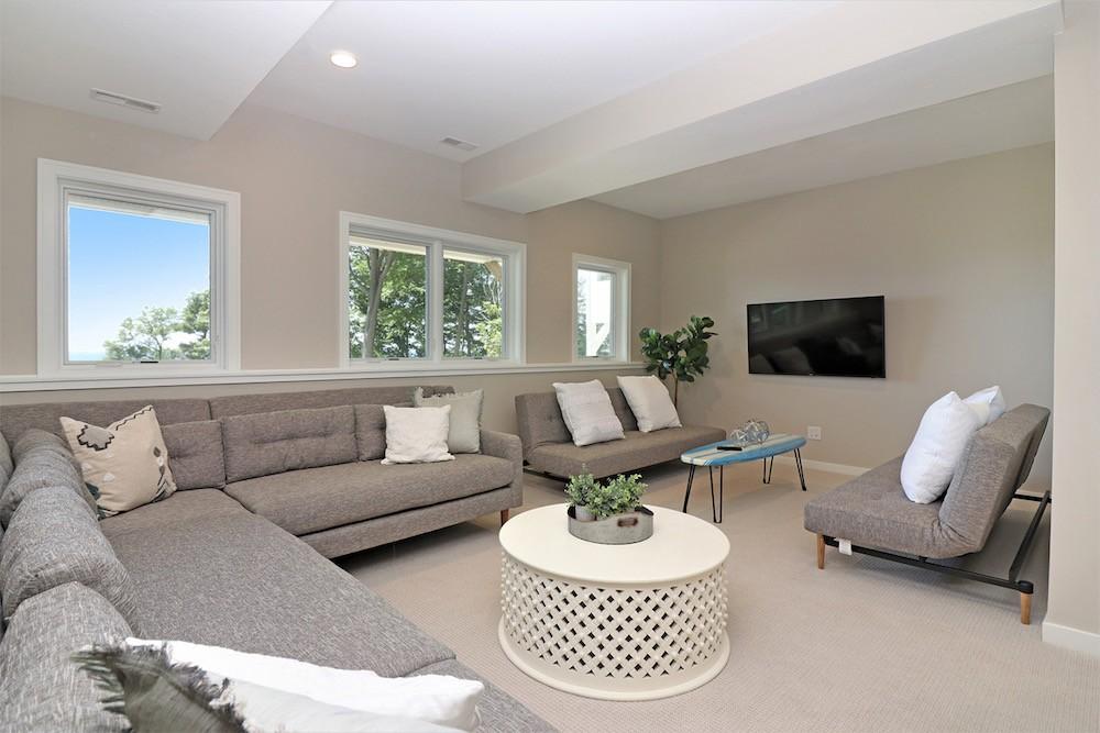 Lake Home Interiors