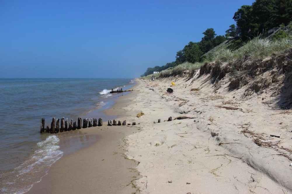 Lake Michigan Home for Sale